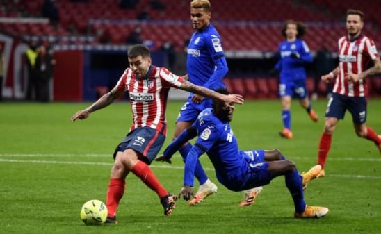 LaLiga: posible onces de Getafe vs. Atlético de Madrid