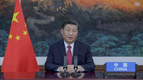 """Xi Jinping arremete en la ONU contra las intervenciones militares y """"la supuesta transformación democrática"""""""