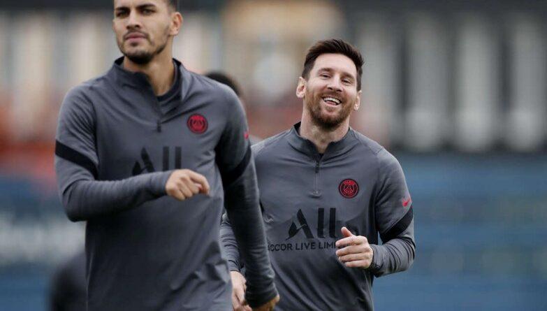 Messi entra en la convocatoria del PSG para el choque con el Manchester City en Liga de Campeones