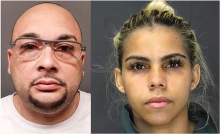 Acusan pareja dominicana en Nueva Jersey por poner en peligro bienestar de hijo con 2 años tras el menor ingerir droga