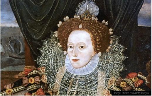 El Icónico Maquillaje Blanco De Isabel I: La Oscura Verdad Subyacente