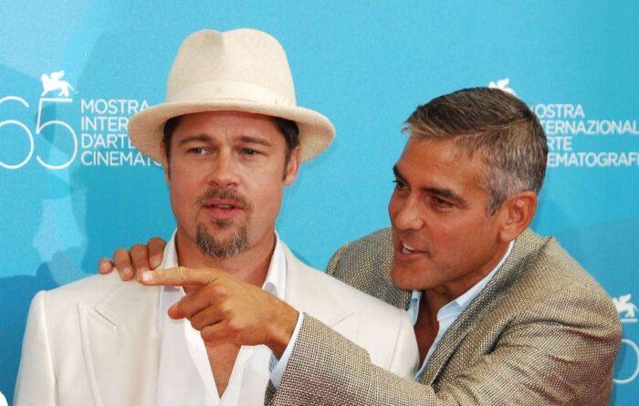 El nuevo 'thriller' de Brad Pitt y George Clooney ya tiene distribuidora