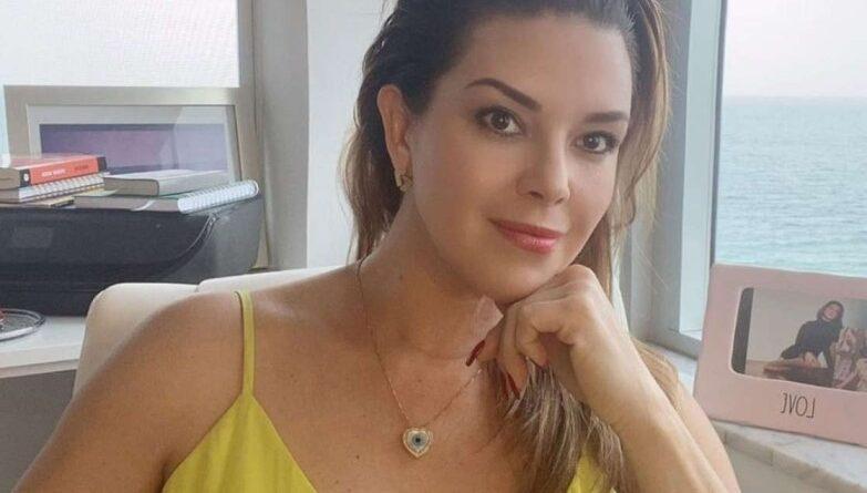 """""""La casa de los Famosos"""": Alicia Machado revela que fue víctima de violencia doméstica"""