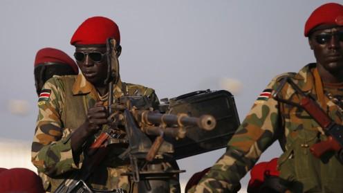 Frustran un intento de golpe de Estado en Sudán y arrestan a los implicados