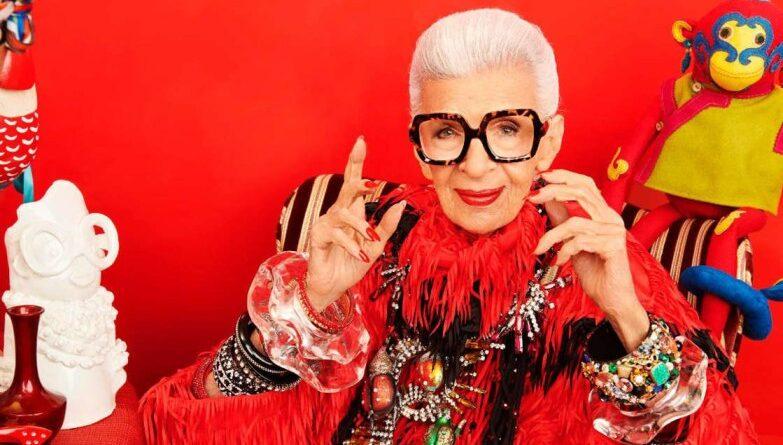 Iris Apfel y H&M se unieron en una de las colaboraciones de moda más emocionantes del 2022