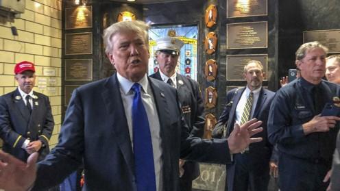 """Ex presidente Trump critica a Joe Biden por su """"incompetencia"""" en Afganistán a 20 años del 11-S: """"Este es un día muy triste"""""""