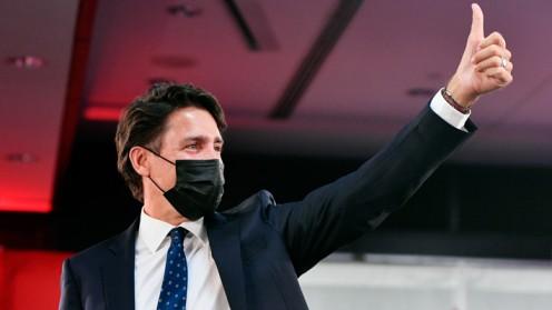 Liberales de Trudeau ganan elecciones en Canadá y gobernarán en minoría