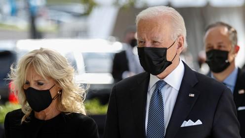 """Biden defiende retirada de Afganistán tras ceremonias por el 11-S y confía en """"demostrar que las democracias funcionan"""""""
