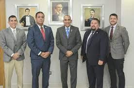 Altos rangos de la DEA y titular DNCD afianzan unidad contra el crimen