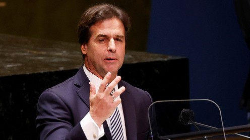 """Asamblea ONU: Lacalle Pou se suma a críticas y denuncia el """"suministro deficitario y no equitativo"""" de vacunas anticovid"""