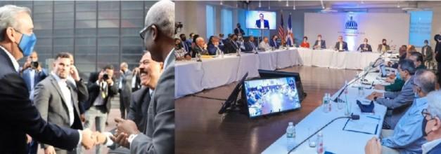Polanco califica de histórico y sin precedentes Consejo de Ministros encabezado por Abinader en el Alto Manhattan