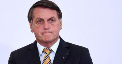 Bolsonaro revela que su esposa se vacunó contra el covid-19 en EE.UU. y recibe una ola de críticas