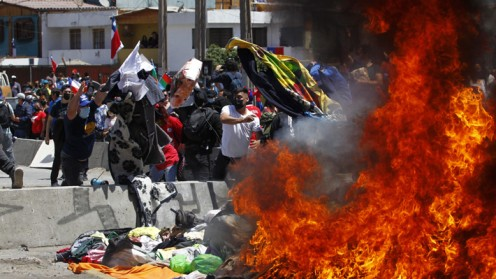 """Gobierno de Venezuela """"repudia la xenofobia contra migrantes"""" en Chile y exige """"respeto a la integridad de connacionales"""""""
