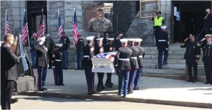 Sargento Johanny Rosario será velada este martes en funeral masivo en estadio de Veteranos en Lawrence