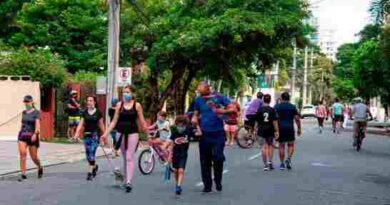 Juntas de vecinos y asociaciones de comerciantes podrán solicitar peatonización temporales de calles