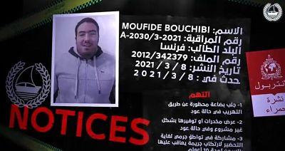El inicio del caótico juicio de Moufide Bouchibi, uno de los barones franceses del narcotráfico