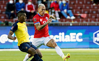 'La Tri' destaca el partido de Carlos Gruezo contra Chile