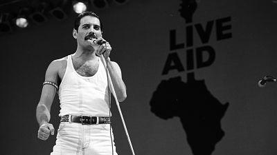 Mr. Bad Guy: Freddie Mercury cumpliría 75 hoy