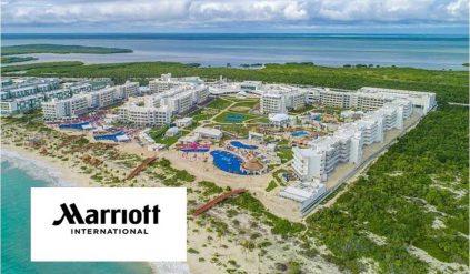 Hoteles de Sunwing en Punta Cana se unen oficialmente a Marriott