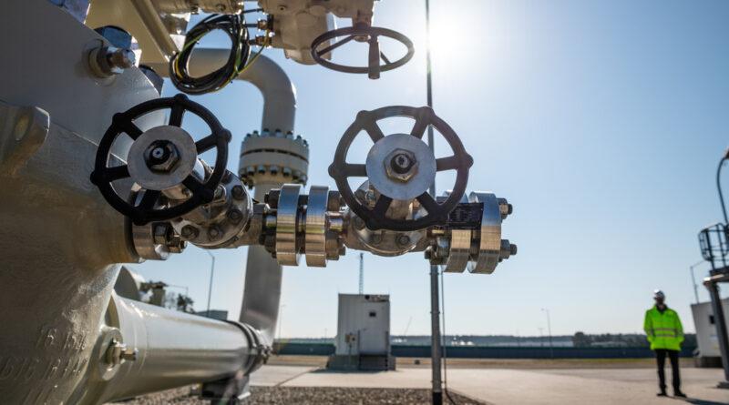 Putin declara que Rusia aumenta el suministro de gas a Europa ante la reducción de los suministros desde EE.UU. y Oriente Medio