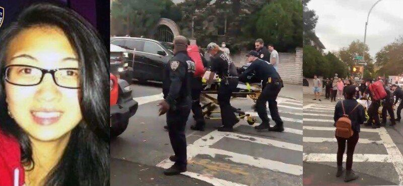 Policía lesbiana del NYPD asesina amante de su ex novia y deja grave a la antigua pareja tras encontrarlas en la cama