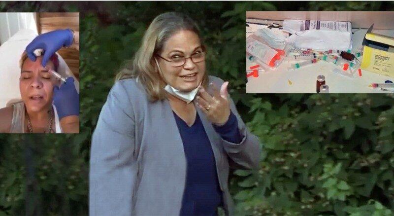 Falsa cirujana dominicana de 73 años condenada en corte federal de Boston por desfigurar mujeres con silicona