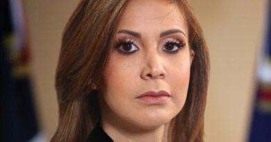 """Rosalba Ramos: """"El país necesita recursos para continuar enfrentando crímenes"""""""